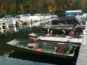 big canoe jonboats